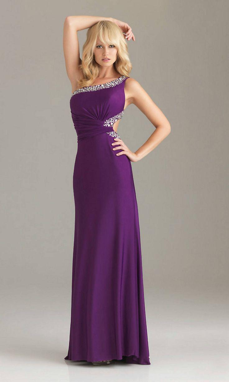 62 Best images about One Shoulder Prom Dresses on Pinterest | Aqua ...