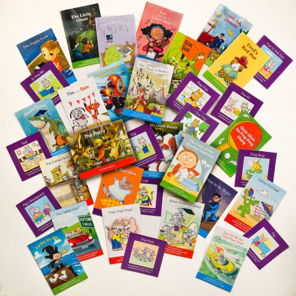 The 36 Book Ultimate Reading Pack Hooked On Phonics Hooked On
