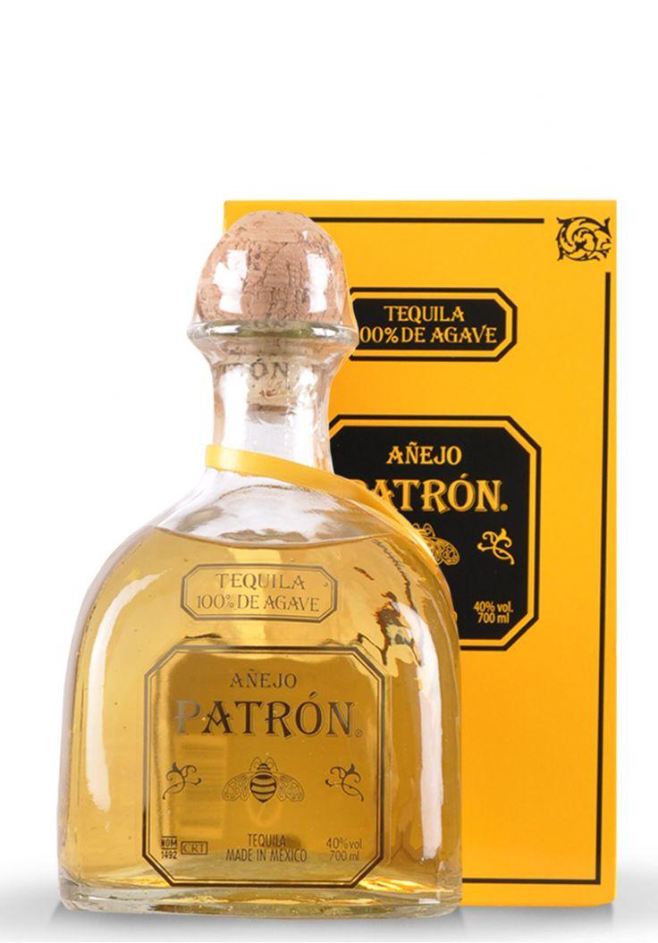 Tequila Patron Anejo (0.7L) - SmartDrinks.ro