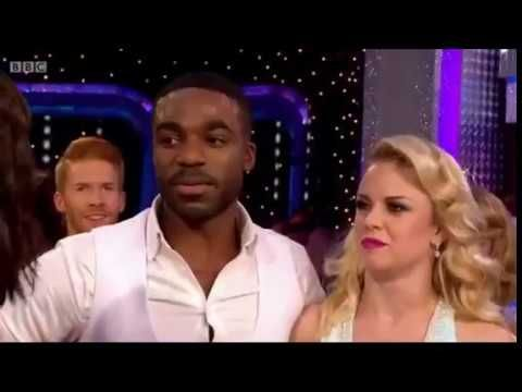 Ore Oduba and Joanne Clifton Waltz to I Will Alway Love You | Strictly Come Dancing 2016 | Week 5 - YouTube