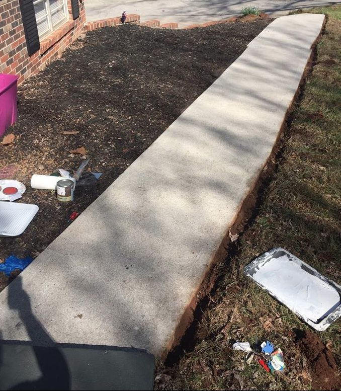 How to transform your walkway for $60—in just 1 day
