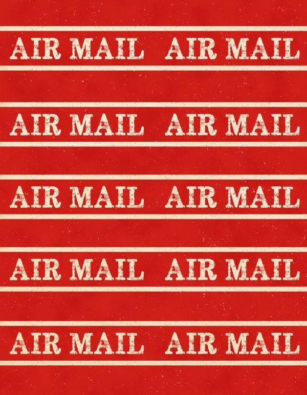 Printable Vintage Gummed Labels Inspired by Dennison | Worldlabel Blog