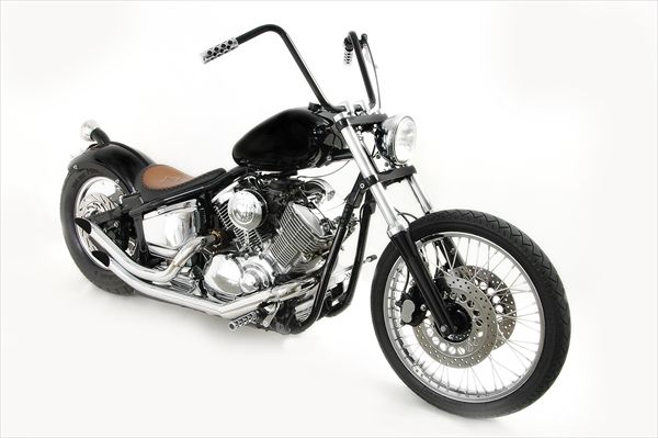 Star Motorcycles Virtual Bike Show and Calendar Contest - Custom V STAR 1100 Photo Submission
