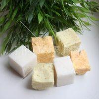 «Тропический рай» – Сахарный скраб кубиками