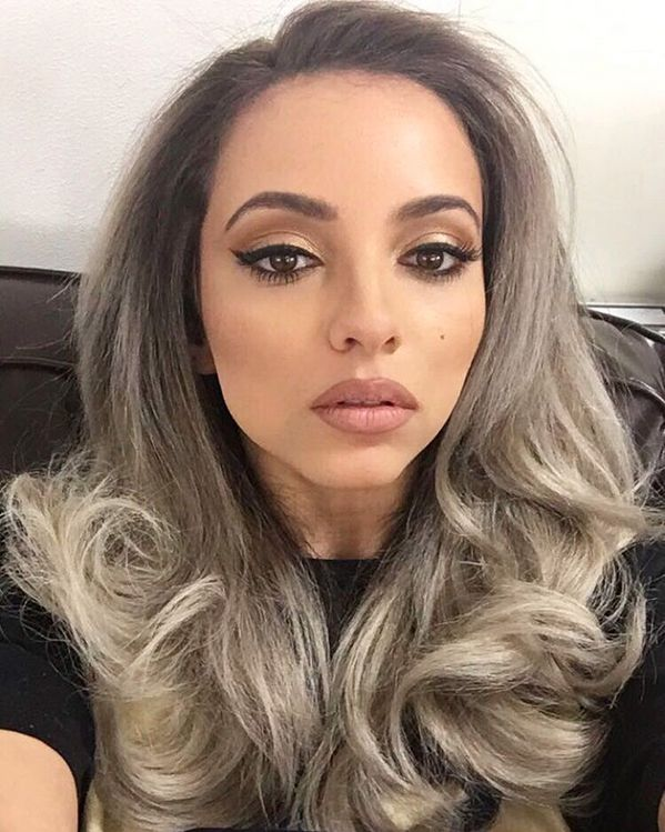 Copy link to paste in your message. Gal pals: Perrie Edwards ...