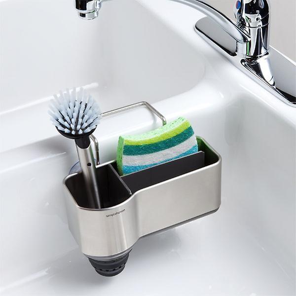 Best Simplehuman Sink Caddy Sink Caddy Stainless Steel Sinks 400 x 300