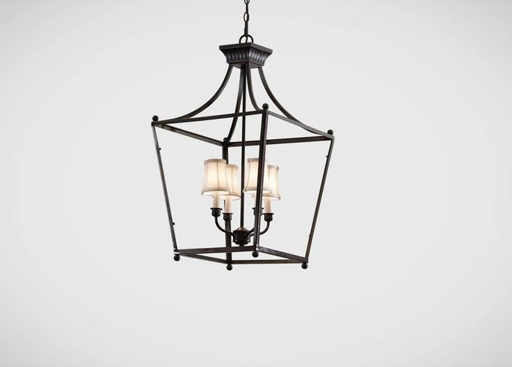 Stockton Bronze Lantern From Ethan Allen