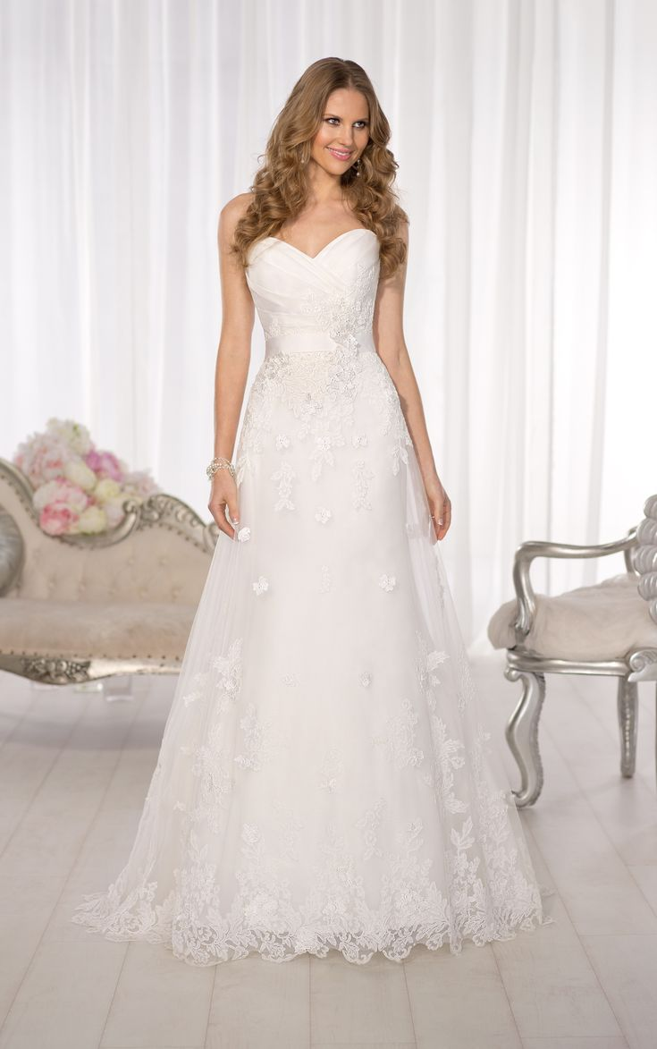 462 best Dresses images on Pinterest | Allure bridals, Wedding ...