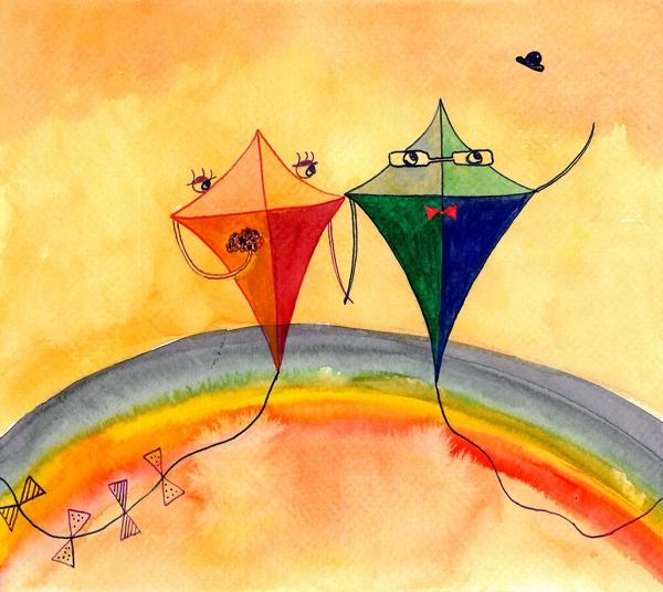 Watercolor / Misc by Cristina Creanga, via Behance