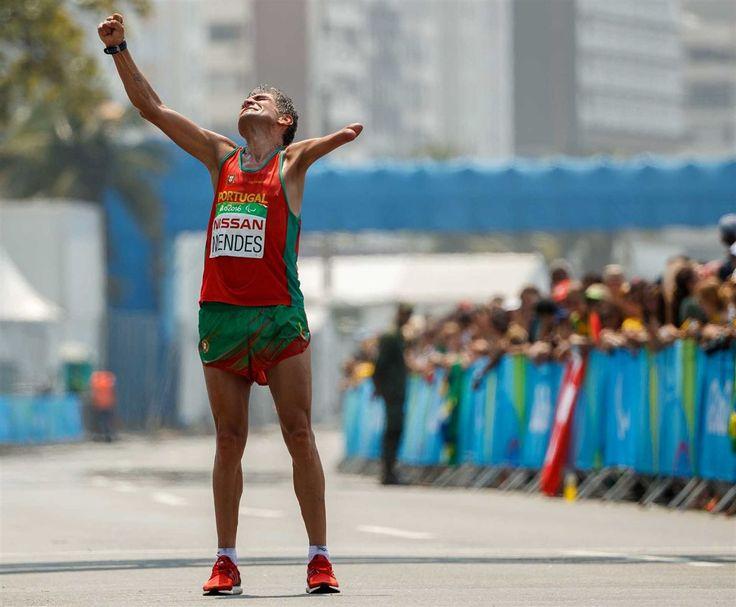 Jogos Paralímpicos - A ascensão meteórica de Manuel deu o quarto bronze a Portugal...