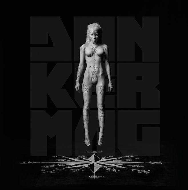 Die Antwoord Sigil Donker album cover