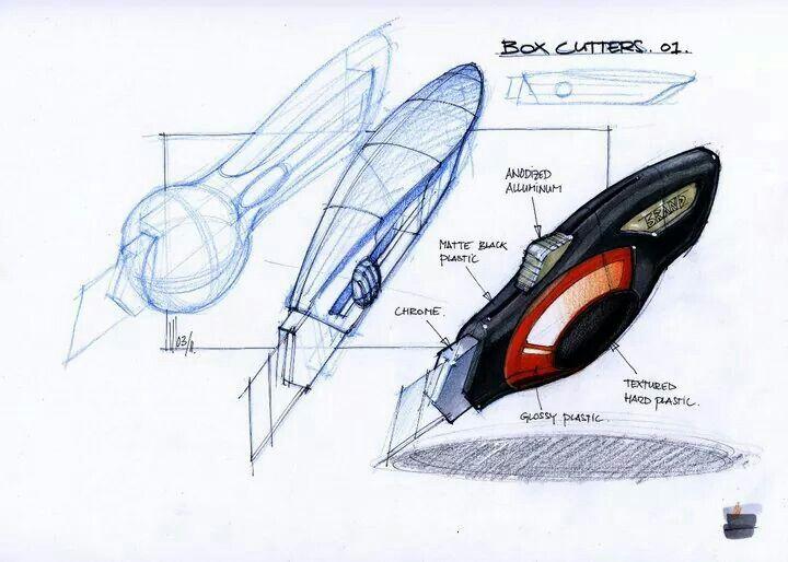 #cutter #id #design #product #sketch
