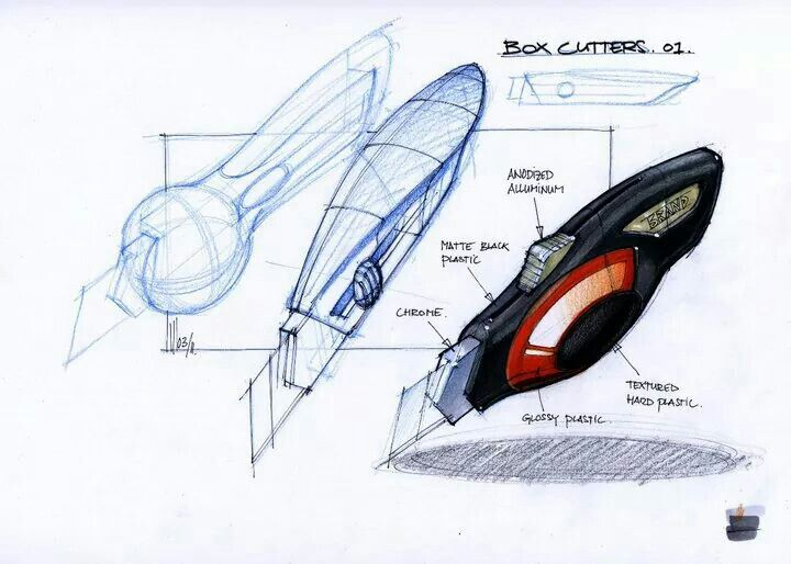 #cutter #design #sketches