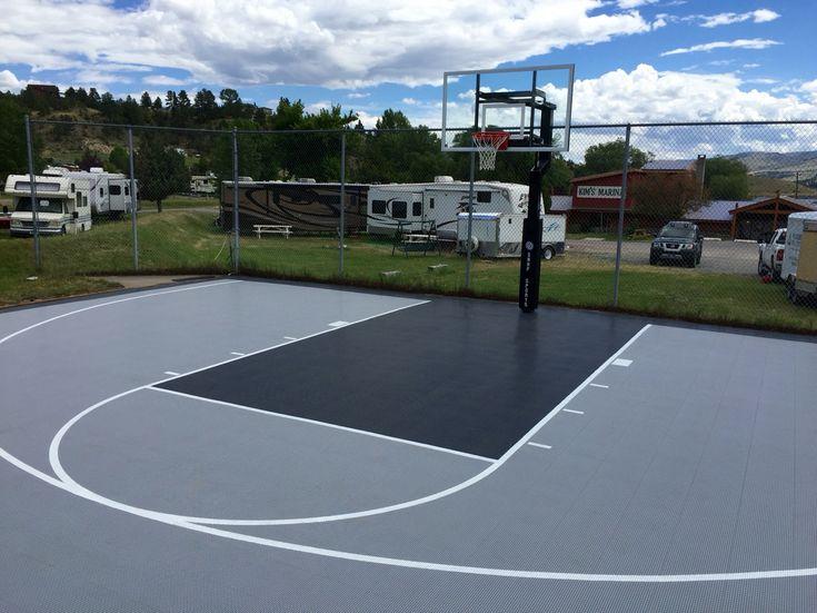 12 Best Basketball Court Images On Pinterest Indoor