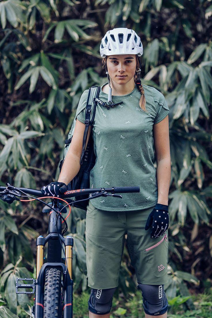 Maloja Libelle Trikot Mountain Biking Women Mtb Women Mountain