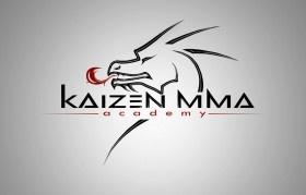 Logo za borilačku akademiju Kaizen