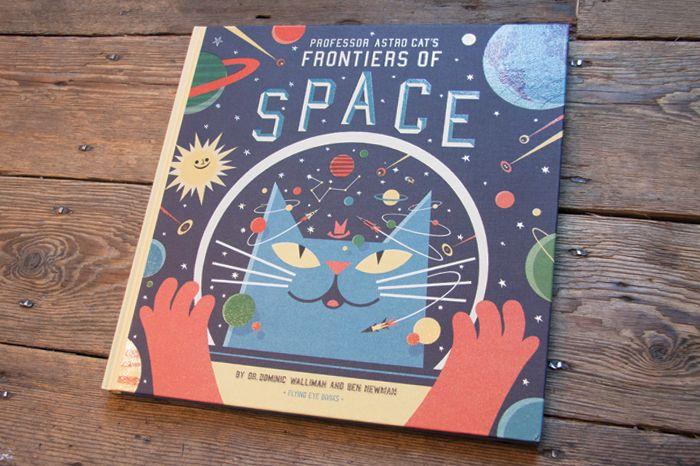 Professor Astro Cat's Frontiers of Space [7-11 años]