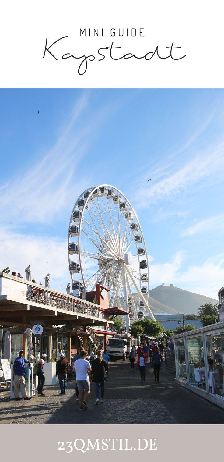 Kapstadt - die schönsten Plätze, Unterkünfte und Sehenswürdigkeiten. #kapstadt #südafrika
