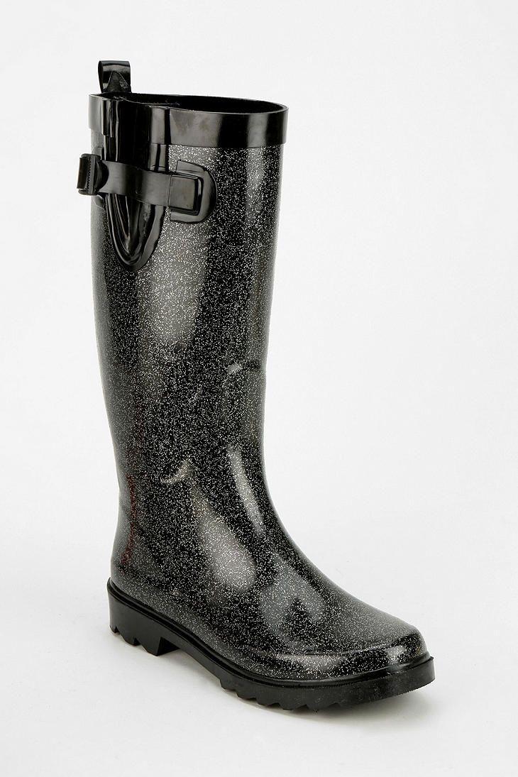 Capelli Glitter Rain Boot