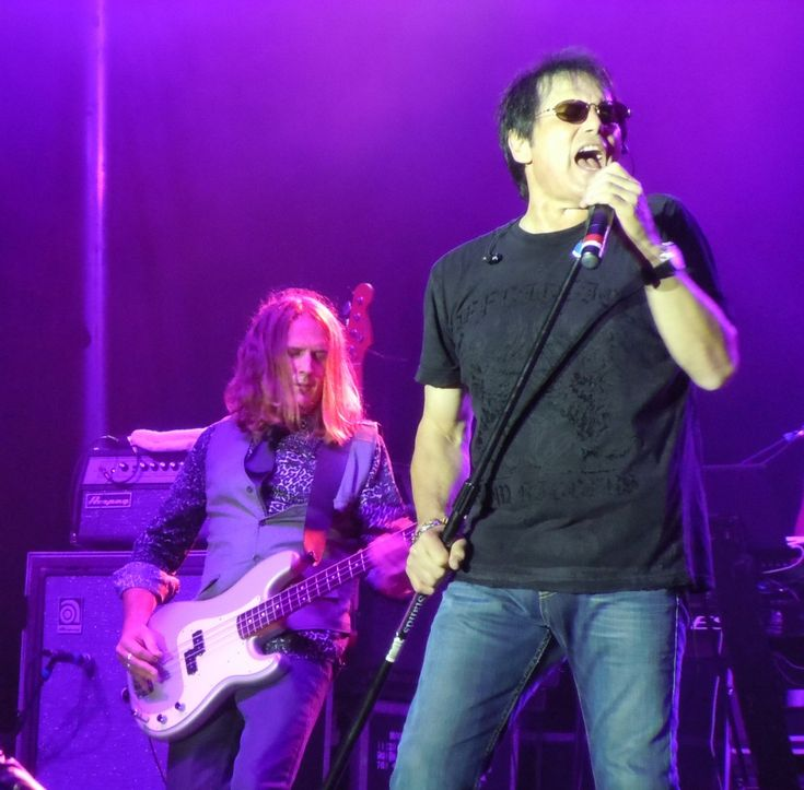 Catching Up with Jimi Jamison - An Interview