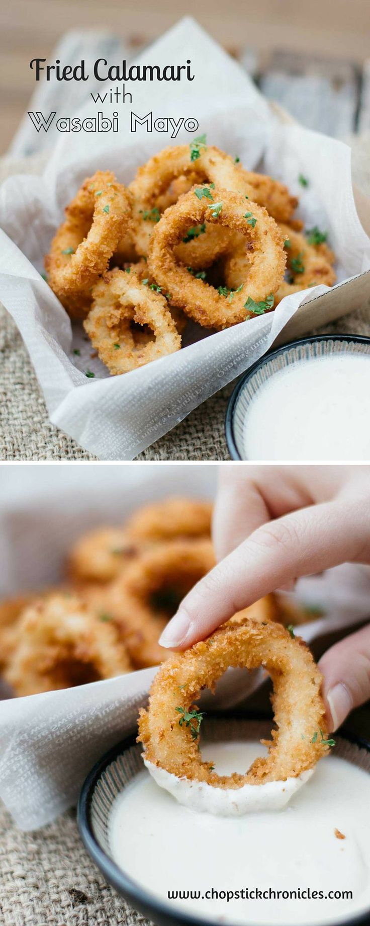 Fried-Calamari-with-Wasabi-Mayo