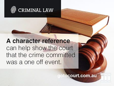 A character reference is a short statement made by a person close to you with a good reputation in the community. The statement will include details of your personality and character and give the court a better understanding of your personal life. No matter what type of offence you have been charged with, a character reference may give you the opportunity to show the court that you are an honest person, and ultimately, may lead to a lighter sentence.  Read more: Character References in…