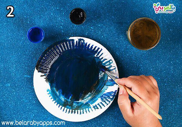 Ramadan Crafts For Kids Diy Ramadan Crescent Moon With A Star Belarabyapps In 2021 Ramadan Crafts Ramadan Decorations Crafts For Kids