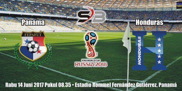 Prediksi Bola Panama vs Honduras 14 Juni 2017