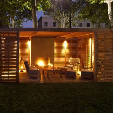 Wall-Downlight-wall-mounted-garden-light-in-outdoor-seating-area-391x391.jpg (391×391)