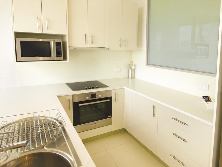 Oaks on Lonsdale - 1 bed exec #2903 kitchen
