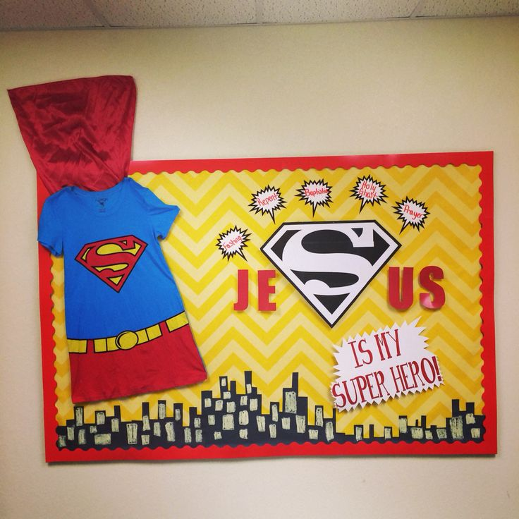 JeSus is my Super Hero