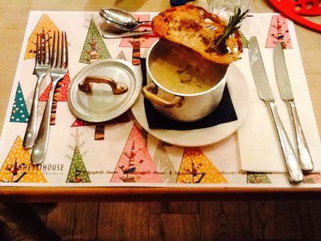 Menu+Natalizio+Spaghetti+House+ Italian Restaurant+Christmas Menu+Review