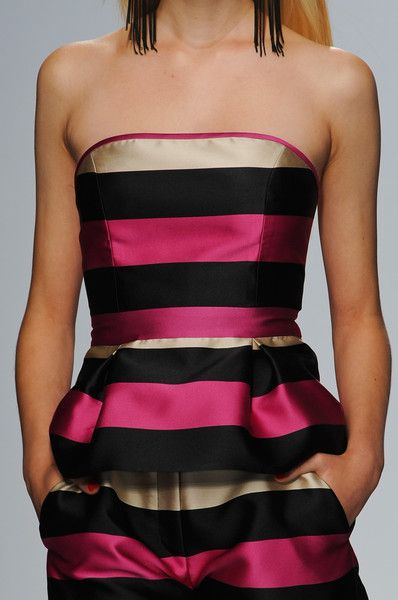 whatchathinkaboutthat:  Alviero Martini First Class Spring 2013 Details