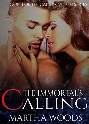 Don't miss out on the Immortal's Calling which is the fourth installment of the Calder Witch Series by Martha Woods. If you like strong female protagonists, billionaire alpha males and deadly consequences then this vampire and witch paranormal romance will have you turning the pages all night long. Start reading it now!