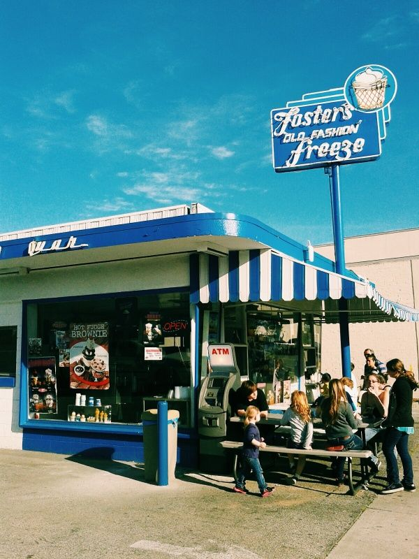fosters freeze in old Torrance. 3/5/14 (phone) | chris7diaz | VSCO Grid