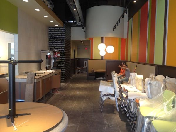 fast casual restaurant kitchens | Zoes Kitchen 4 Restaurant talk: Zoës Kitchen to open in Lakewood on ...