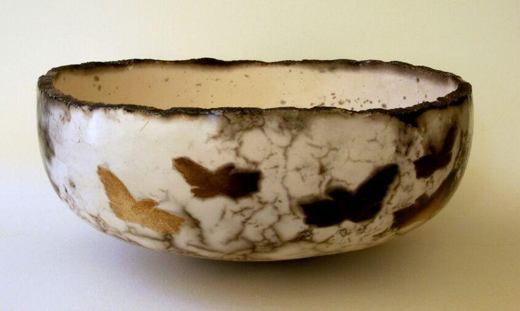 DIANE KOTZAMANIS.....CLIFF FACE...inspired by Santorini's volcanic rocks and cliffs!.....Diane Kotzamanis..... https://m.facebook.com/pages/DK-Ceramics/476698149067003