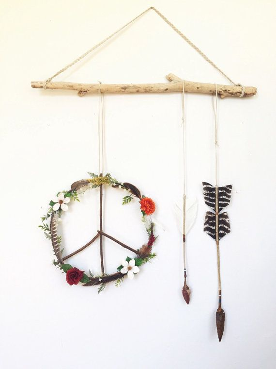 Hey, I found this really awesome Etsy listing at https://www.etsy.com/listing/227508963/boho-hippie-wildflowers-feathers-peace