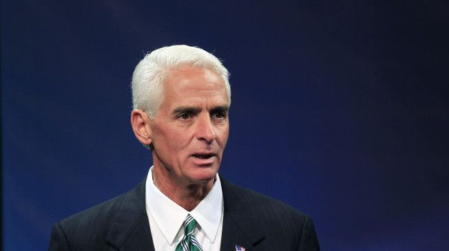TPM LIVEWIRE  Charlie Crist On Climate Change: I'm Not A Scientist Either But I Can 'Use My Brain' And 'Talk To One'