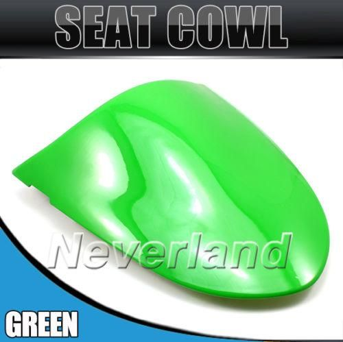 [Visit to Buy] 2015 Hot sale Motorcycle Rear Seat Cover Cowl for Kawasaki Ninja ZX10R 2006-2007/ZX6R 636 2005-2006 Green#90C20 Free shipping #Advertisement