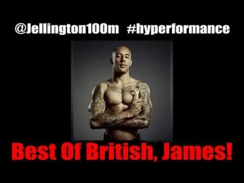 James Ellington - Best Of British For The Olympics #hyperformance @Will King