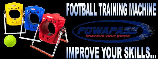 Order your own Powapass Football Training Machine, email sales@powasports.com #soccer #football #keepers #coaches #training #skills #balls #machine #game #drills #players #team #sport #fitness
