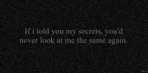 Quotes About Secrets Being Revealed: 17 Best Images About Boo! On Pinterest