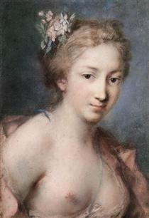 Flora - Rosalba Carriera