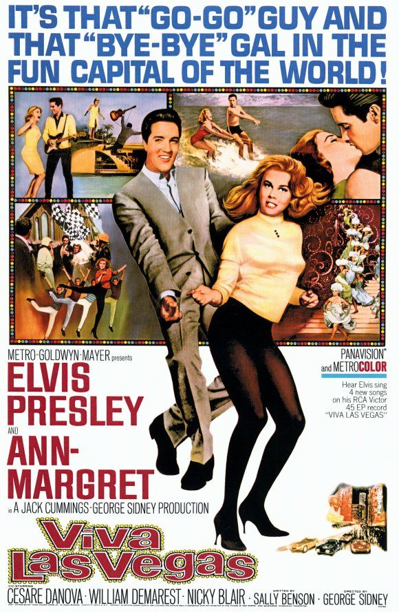 Race car driver Lucky Jackson goes to Las Vegas to earn money to pay for a new engine for his motor car. Working as a waiter, he still finds the time to court young Rusty Martin.