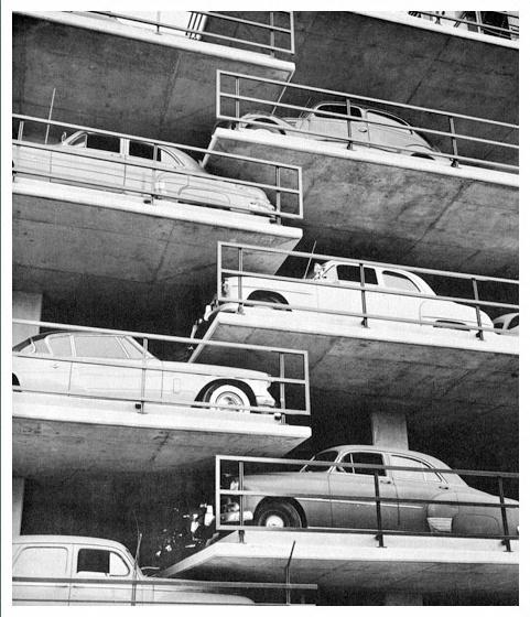 114 best parking images on pinterest car parks carriage house and garage. Black Bedroom Furniture Sets. Home Design Ideas