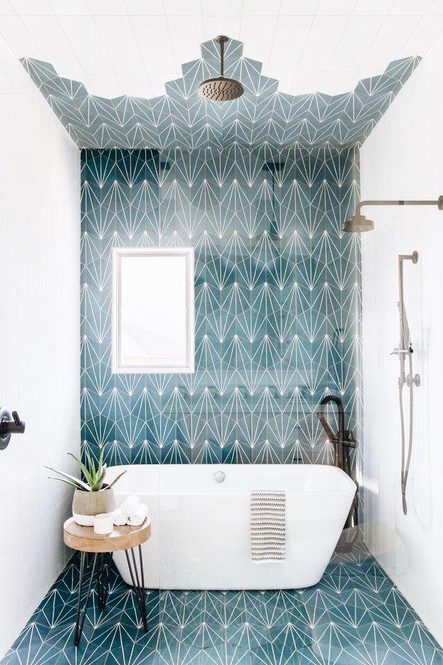 Idée décoration intérieur maison - déco salle de bain - moderne et ...