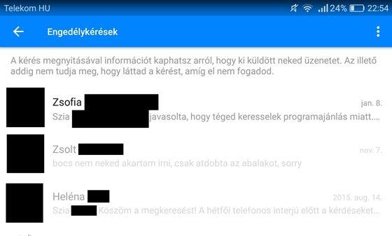 Tech: Nézze csak meg: van egy csomó üzenete a Facebookon, amiről eddig nem is tudott - HVG.hu