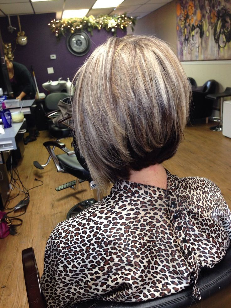 I Like This Cut And Color Maybe With A Warm Brown