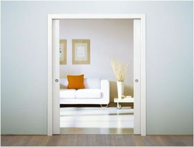 Charming Eclisse Double Pocket Door Kit   Finished Wall   X Door Size
